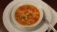 Sebzeli Şehriye Çorbası Tarifi