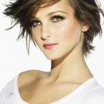 Kadın Kısa Saç Modelleri10