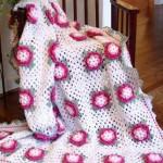 bebek örgü battaniyeleri 7