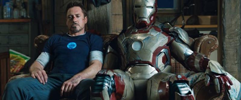 Demir Adam 3 (Iron Man) Filmi İzle 2019
