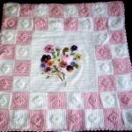en güzel örgü bebek battaniye örnekleri 6
