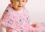 örgü bebek panço modelleri