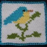 kuş motifli lif örnekleri ve modelleri