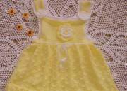 Bebek örgü elbise modelleri-001
