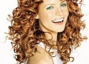 Uzun permalı saçlar