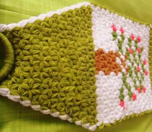 Yeşil Renk Uzun Lifler