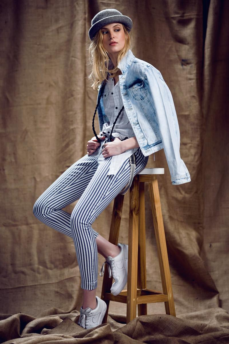 Yeni Sezon Yazlık Pantolon Modelleri 2019
