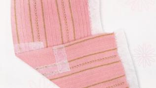 Ajurlu Örgü Bebek Battaniyesi Örneği ve Yapılışı