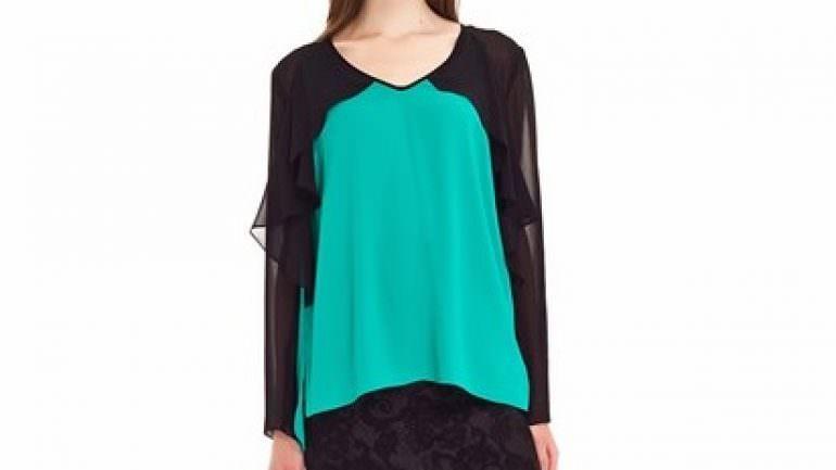 2013 2014 Sonbahar Kış İpekyol Bluz Modelleri