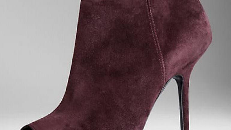 2014 Burberry Ayakkabı Modelleri
