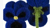 Örgü Çiçek Motifleri ve Yapılışı