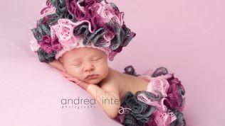 Marul İpten Bebek Etek Modelleri