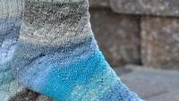 Örgü Çorap Örnekleri ve Yapılışı