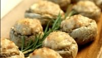 Patates Püreli Mantar Dolması Tarifi