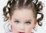Farklı Kız Çocuk Saç Modelleri ve Yapılışları