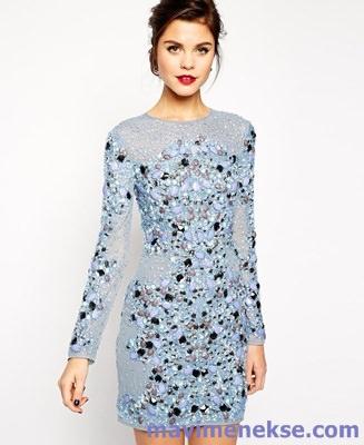 734a1324921bc güzel kısa abiye elbise modelleri ve fiyatları - Kadın ve Moda