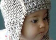 Kulaklı Bebek Beresi Örnekleri Modelleri Anlatımlı Açıklamalı Yapılışı