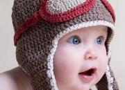 Kulaklıklı Bebek Beresi Örnekleri Modelleri Anlatımlı Açıklamalı Yapılışı