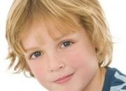 Uzun erkek çocuğu saç modeli