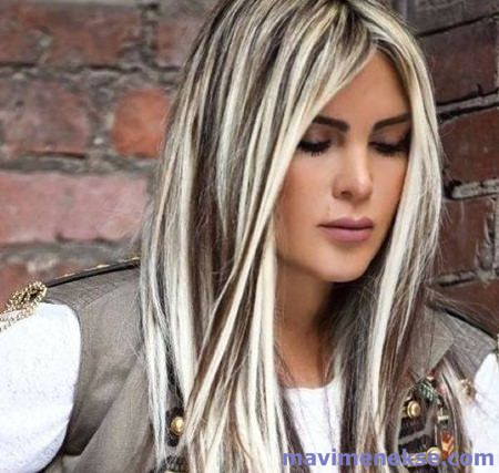 pictures of dark hair with highlights newest hair trends