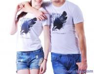 Sevgili tişört kombinleri