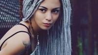 Rasta Saç Modelleri Bayan