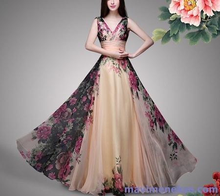 6130f47cac2cf Kına Abiye Elbise Modelleri - Kadın ve Moda