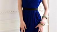 Diz Üstü Elbise Modelleri Örnekleri