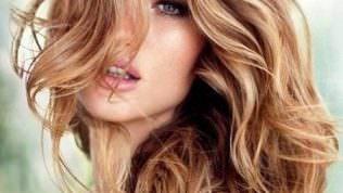 Açık Karamel Saç Rengi