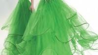Tüllü Abiye Elbise Modelleri