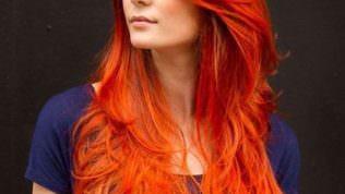 Kızıl Saç Renkleri ve Modellerin Tonları