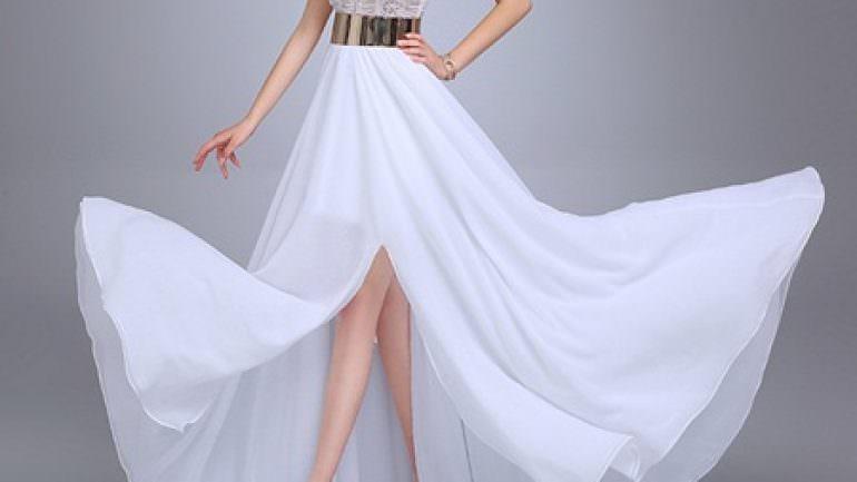 Yırtmaçlı Elbise Stilleri