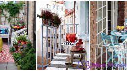 Balkon Dekorasyonu Yaparken Öneriler