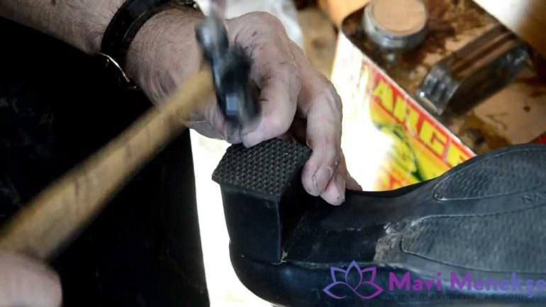 Topuğu Kırılan Ayakkabı Nasıl Tamir Edilir?
