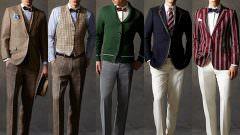 2019'da Toprak Tonlu Kıyafetler Erkeklerin Vazgeçilmezi