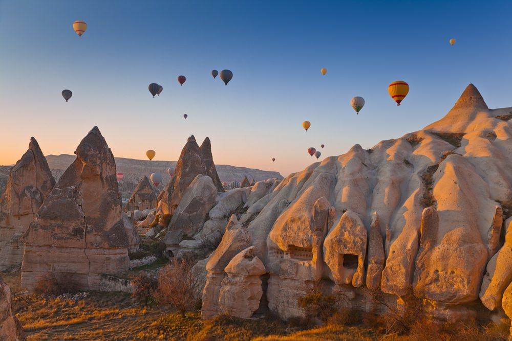 Kapadokya'da Mutlaka Görülmesi Gereken 7 Yer