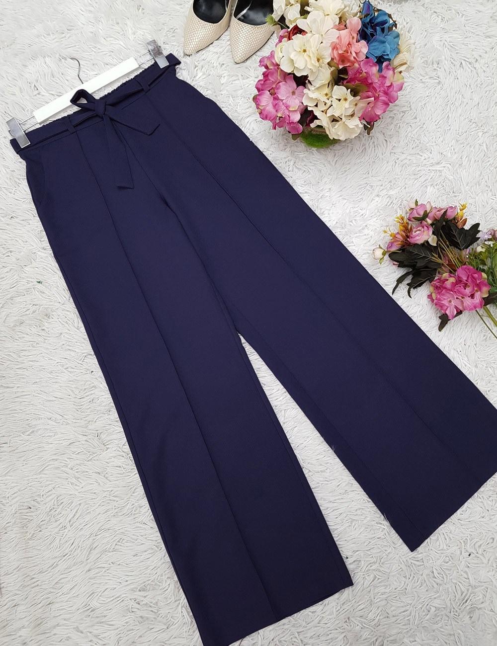 Yeni Trend Kadın Pantolon Modelleri
