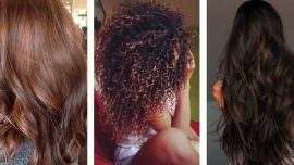 Kapiçino Saç Rengi