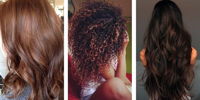 Kapiçino Saç Rengi 2020