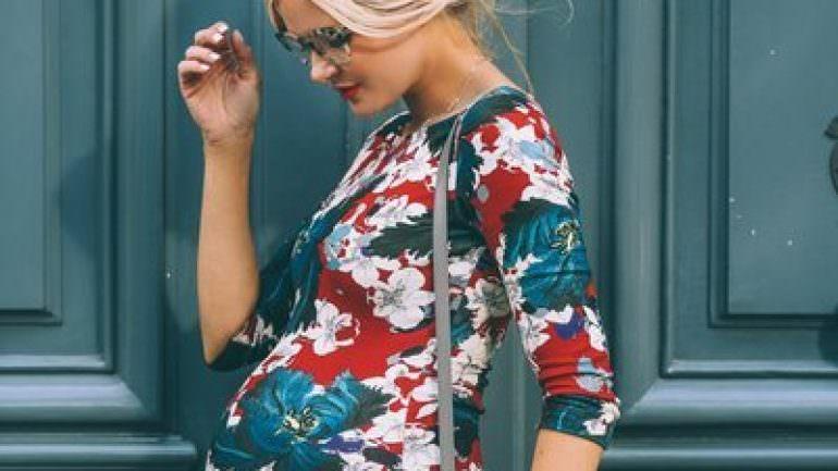 Hamile Abiye Elbise Modelleri ile Şık ve Rahat Olun