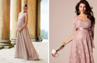 Hamile Abiye Elbise Modelleri 2021
