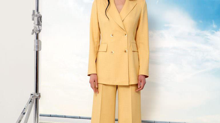 Bayan Takım Elbise Modelleri Pantolon Ceket