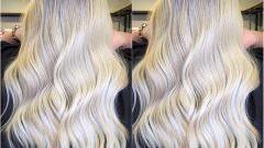 Platin Sarısı Saç ve Yepyeni Modeller