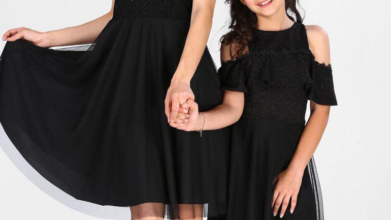 Siyah Kısa Elbise Kombinleri