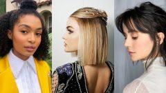 Omuz Hizasındaki Saçlara Nasıl Şekil Verilir?